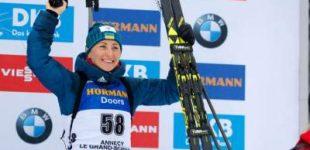 Вита Семеренко – единственная украинка в топ-10 Кубка мира