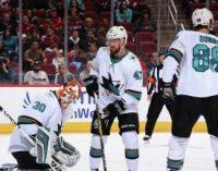 НХЛ: «Сан-Хосе» вышел во второй раунд плей-офф, «Тампа» и «Питтсбург» на подходе
