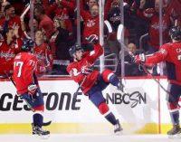 НХЛ: «Вашингтон» сравнял счет в серии «Коламбусом», «Бостон» на выезде обыграл «Торонто»