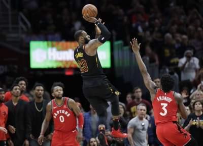 НБА: «Кливленд» и «Бостон» в шаге от финала конференции