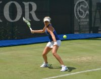 Юна українська тенісистка стрімко увірвалася в першу сотню рейтингу WTA