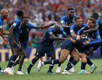 Расизм зашкалює: російська преса образила збірну Франції