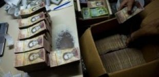 В Венесуэле сразу в 60 раз увеличили минимальную зарплату