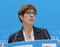 Аннегрет Крамп-Карренбауэр. Чего ждать Германии и Украине от нового лидера ХДС