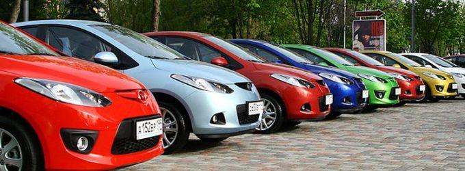 Машины какого цвета чаще попадают в аварию