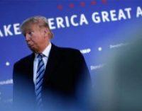 Трамп из-за спада на биржах собирал глав ведущих банков США